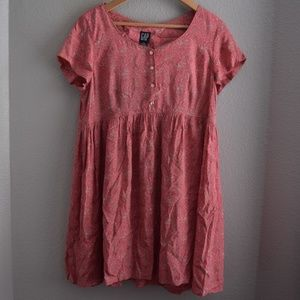 Vintage GAP Skater Dress Size Medium